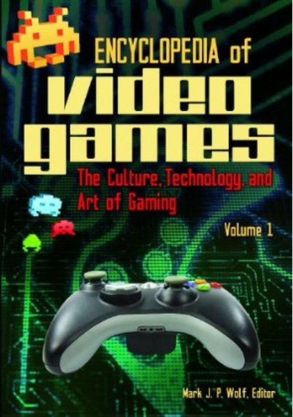 Encyclopedia of Videogames, Vol. 1