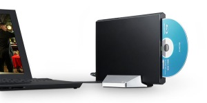 Vaio Z, Mid-2012: Power Media Dock
