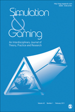 Simulation & Gaming, Finnish Special Issue