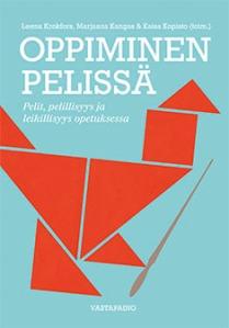 Oppiminen pelissä (Vastapaino, 2014).