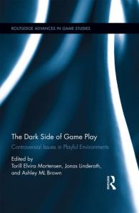Dark Side of Game Play book cover.