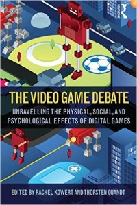Video Game Debate (book cover)