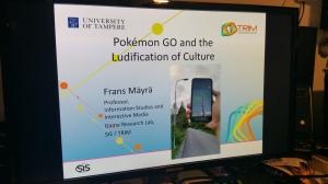 Mindtrek keynote slide