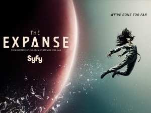 The Expanse, poster